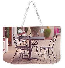 Grand Village  Weekender Tote Bag by Ester Rogers