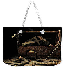 Granddad's Tools Weekender Tote Bag by Mark Fuller