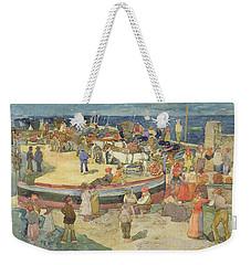 Grande Marina  Capri Weekender Tote Bag by Maurice Brazil Prendergast