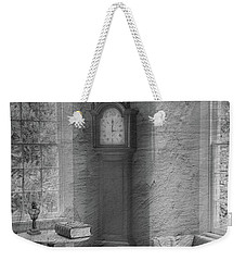 Grandfather's Clock Weekender Tote Bag