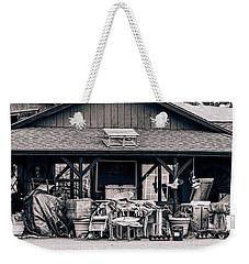 Grandma's Attic Weekender Tote Bag