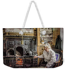 Grandma's Grate Weekender Tote Bag