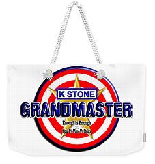 Grandmaster Version 2 Weekender Tote Bag