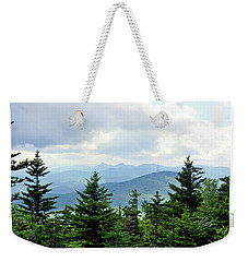 Grandmother Mountain Weekender Tote Bag