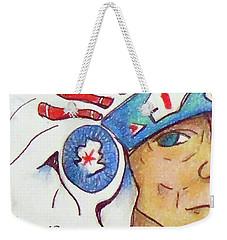 Grandpa Chief Weekender Tote Bag