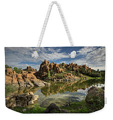Granite Dells Weekender Tote Bag