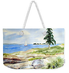 Granite Ledges II Weekender Tote Bag