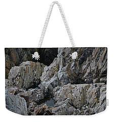 Granite Shore Weekender Tote Bag