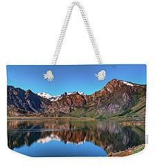 Grant Lake Serenity June 2017 Weekender Tote Bag