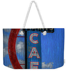 Grants Cafe Weekender Tote Bag