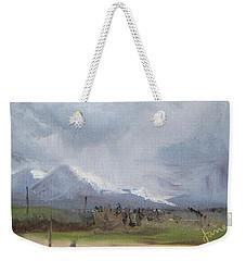 Grantsville Skies Weekender Tote Bag