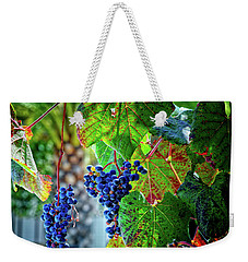 Grapes Weekender Tote Bag