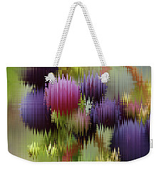 Grapes In The Rain Weekender Tote Bag