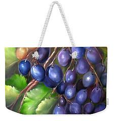 Grapevine Weekender Tote Bag