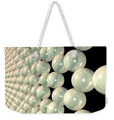 Graphene 6 Weekender Tote Bag by Russell Kightley