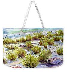 Grass 2 Weekender Tote Bag