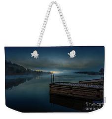 Grass Creek Sunrise 1 Weekender Tote Bag