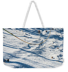 Grass Scapes In The Sand Weekender Tote Bag