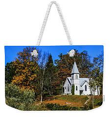 Grassy Creek Methodist Church Weekender Tote Bag