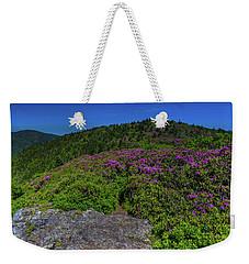 Grassy Ridge Awaits Weekender Tote Bag