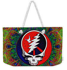 Grateful Dead Weekender Tote Bag
