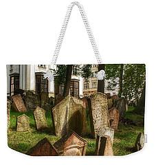 Graveyard Shift I Weekender Tote Bag