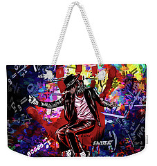 Gravitation. Weekender Tote Bag