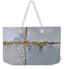Gray Matters 10 Weekender Tote Bag