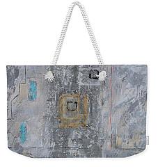 Gray Matters 11 Weekender Tote Bag