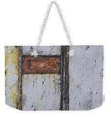 Gray Matters 12 Weekender Tote Bag