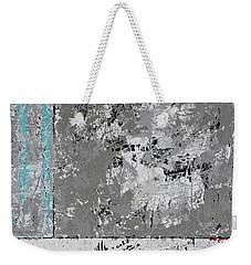 Gray Matters 5 Weekender Tote Bag