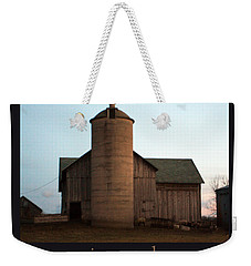 Grazing At Dawn Weekender Tote Bag