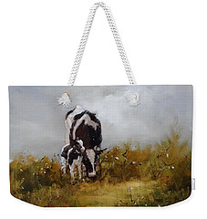 Grazing With Mom Weekender Tote Bag