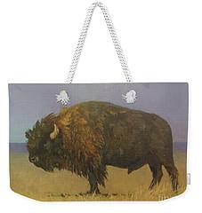 Great American Bison Weekender Tote Bag