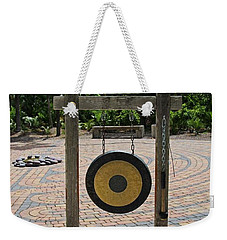 Weekender Tote Bag featuring the photograph Great Antiquity by Michiale Schneider