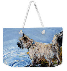 Great Bay Weekender Tote Bag by Molly Poole