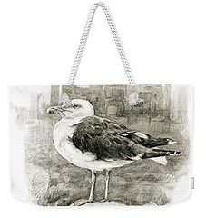 Great Black-backed Gull Weekender Tote Bag