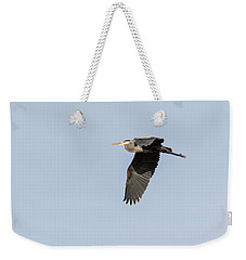 Great Blue Heron 2015-13 Weekender Tote Bag