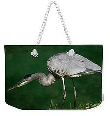 Great Blue Heron Series Weekender Tote Bag