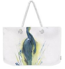 Blue Heron Turning Weekender Tote Bag