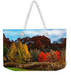 Great Brook Farm Autumn Weekender Tote Bag