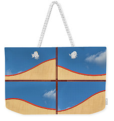 Great Curves -  Weekender Tote Bag