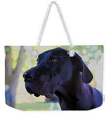 Great Dane Weekender Tote Bag