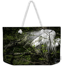Great Egret #2 Weekender Tote Bag