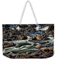 Great Falls Overlook #2 Weekender Tote Bag