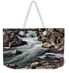 Great Falls Overlook #4 Weekender Tote Bag