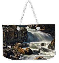 Great Falls Overlook #8 Weekender Tote Bag