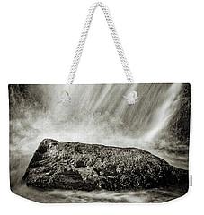Great Falls Overlook Closeup Weekender Tote Bag