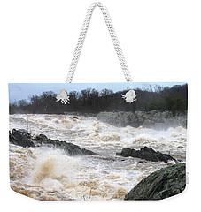 Great Falls Torrent Weekender Tote Bag