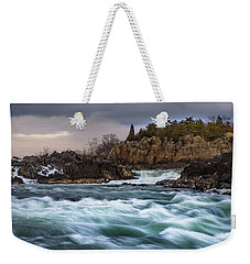 Great Falls Virginia Weekender Tote Bag